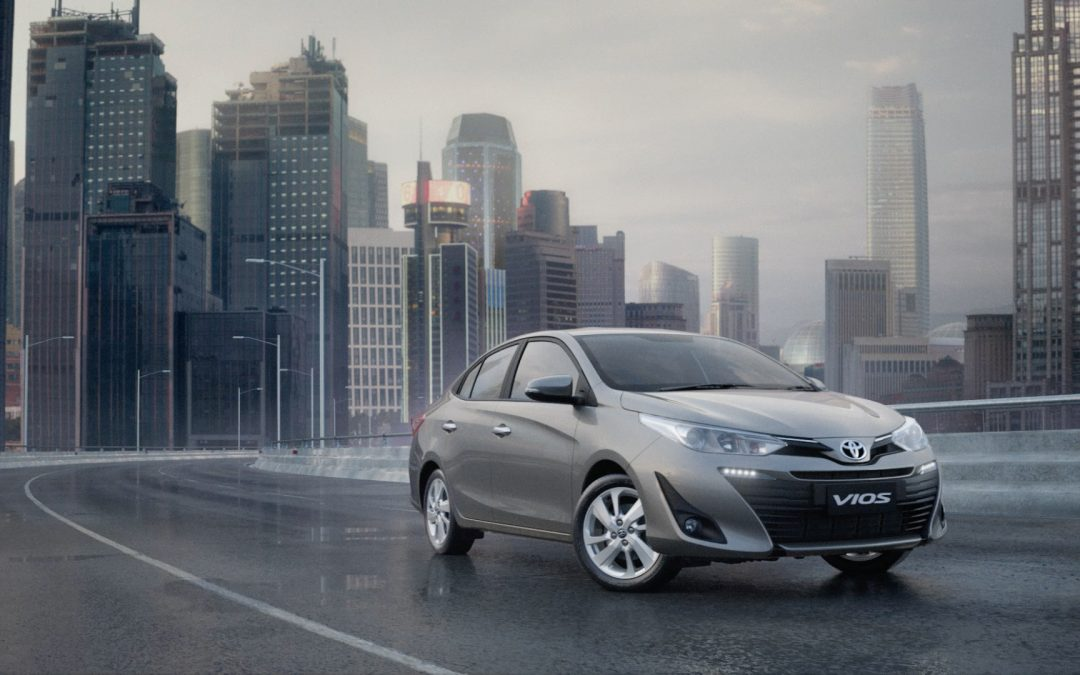 Toyota – Explore The Night 'The New Vios'